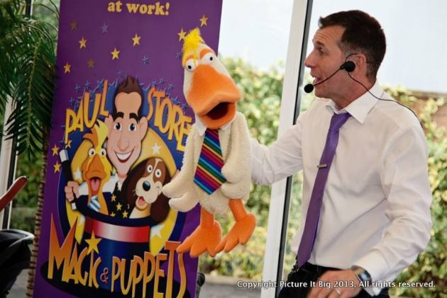 Gallery: Pauls Magic and Puppets