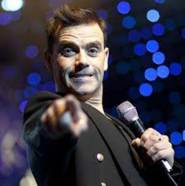 Gallery: Robbie Williams Tribute by MB