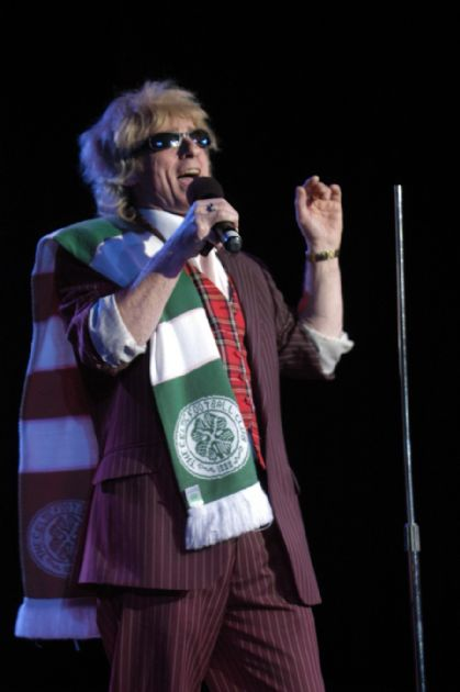 Gallery: Tribute to Rod Stewart