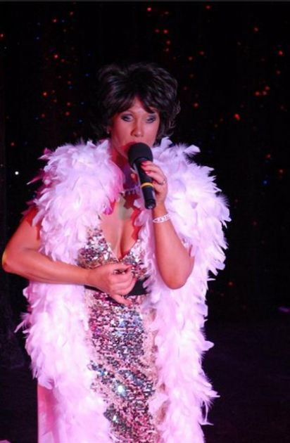 Gallery: Shirley Bassey Tribute Act