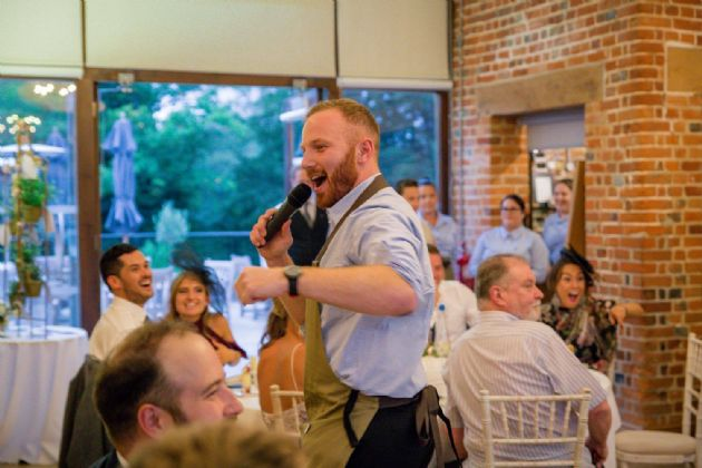 Gallery: The Fantastic Singing Waiters