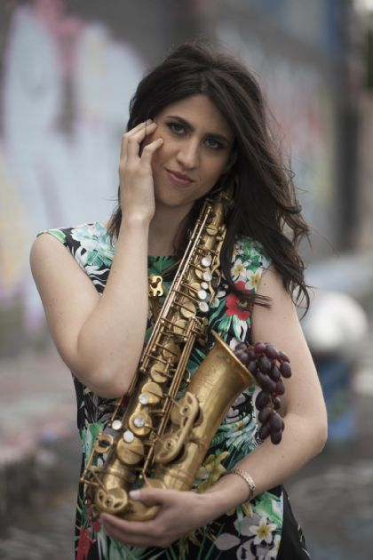 Gallery: Miss Saxophone