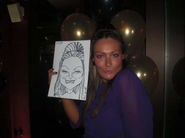 Gallery: Spencer Caricaturist