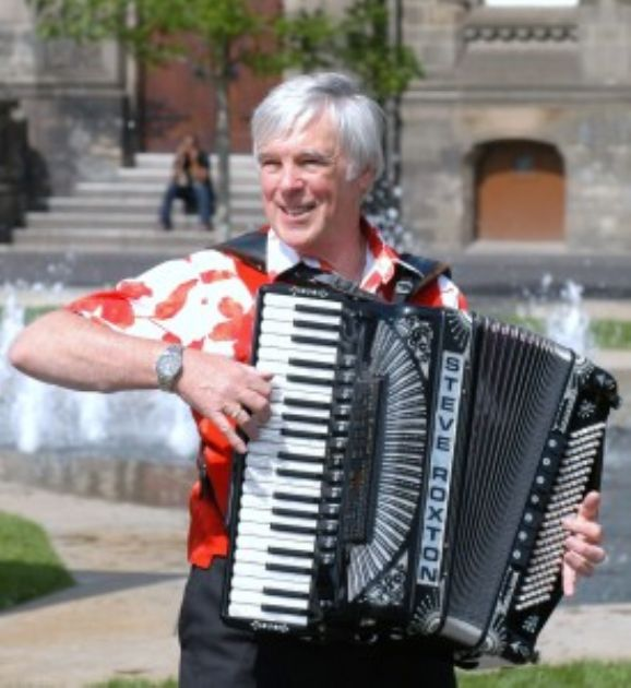 Gallery: Steve The Bavarian Accordionist