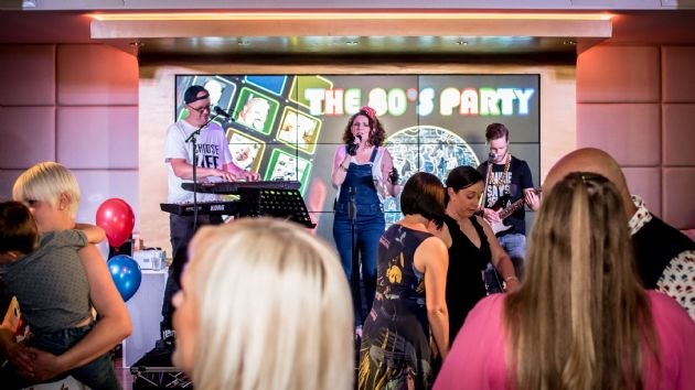 Gallery: The 80's Party