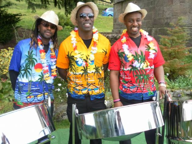 Gallery: The Caribbean Steel Band