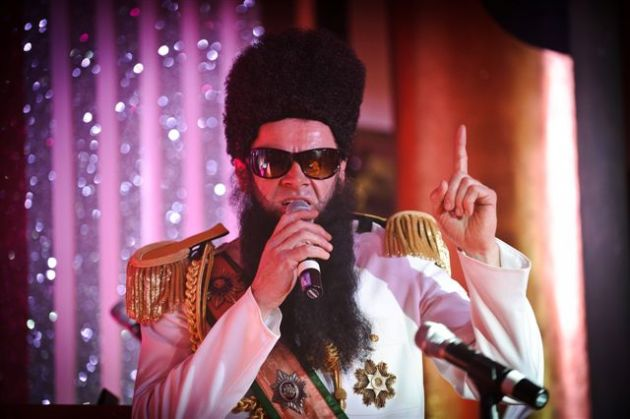 Gallery: The Dictator Lookalike