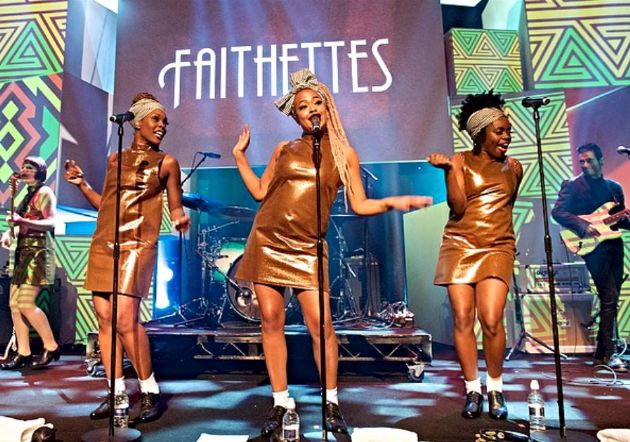 Gallery: The Faithettes