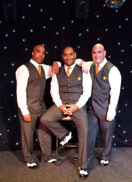 Gallery: G Town Soul and Motown Trio