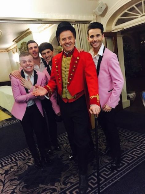 Gallery: The Greatest Showman Lookalike