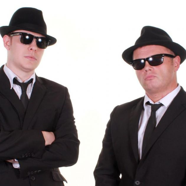 Gallery: The Locked Up Blues Brothers
