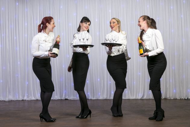Gallery: The Opera Waitresses