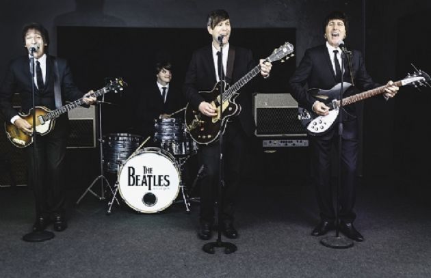 Gallery: The Revolver  Beatles Tribute