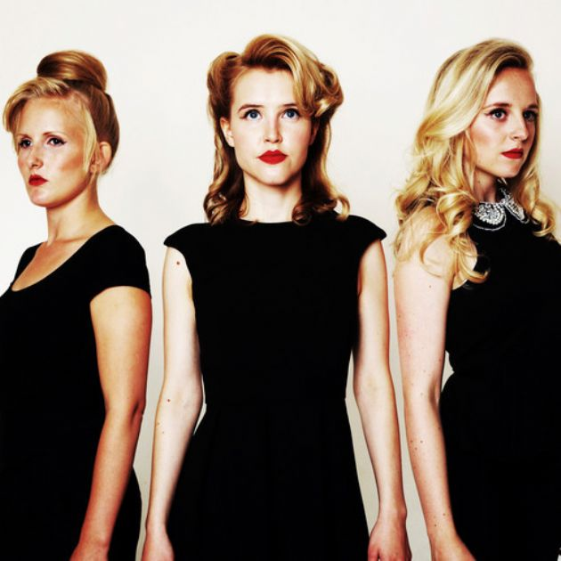 Gallery: The Three Blondes Band