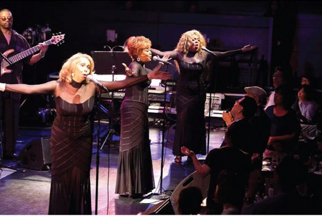 Gallery: The Three Degrees