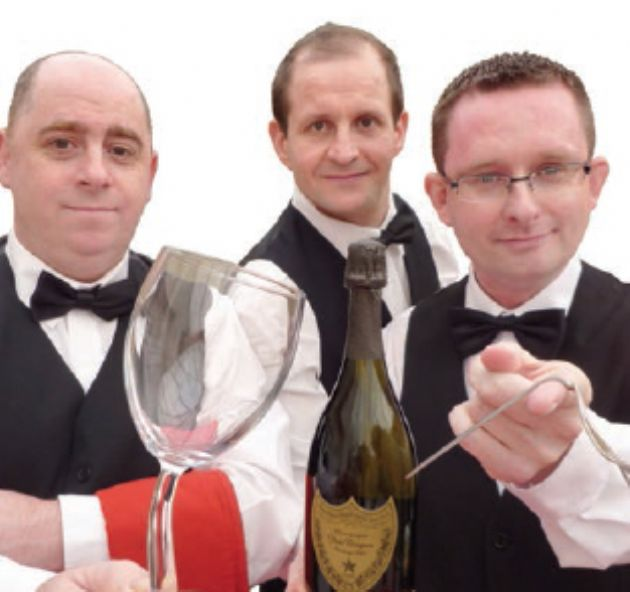 Gallery: The Three Musketeers Waiters