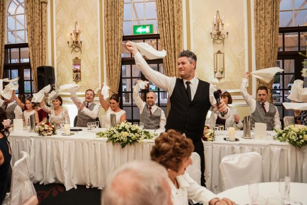 Gallery: The Super Singing Waiters