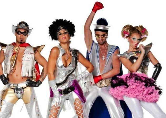 Gallery: The Vengaboys