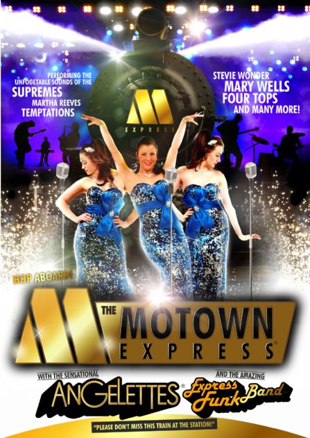 Gallery: The Motown Express