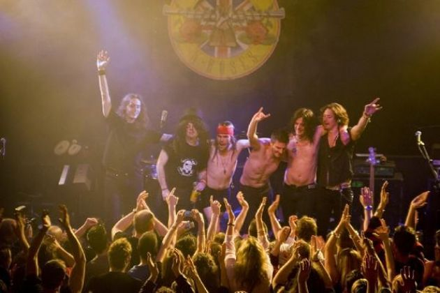 Gallery: Tribute to Guns N Roses