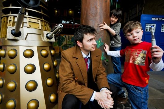 Gallery: Dr Who and David Tennant Lookalike