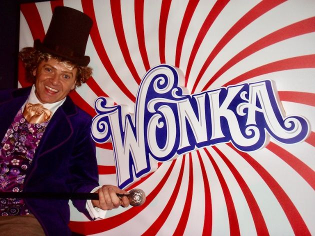 Gallery: Willy Wonka Lookalike