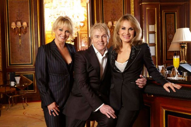 Gallery: Cheryl Baker Mike Nolan and Jay Aston