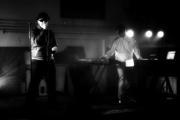 Gallery: Pet Shop Boys Tribute