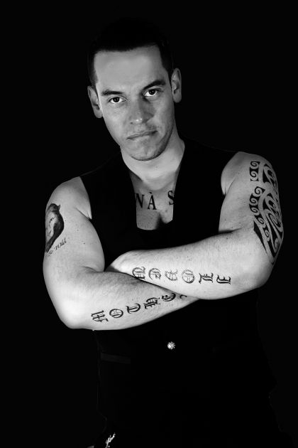 Gallery: Robbie Williams by Danny