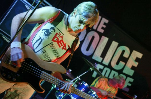 Gallery: The Police Force