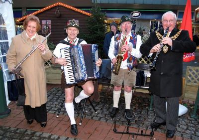 The Bierkeller Bavarian Band