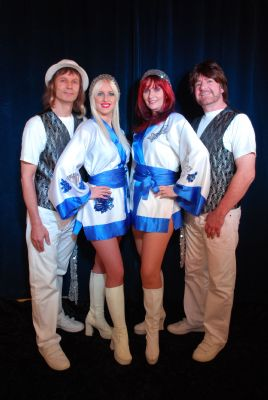 ABBA Four - The Band