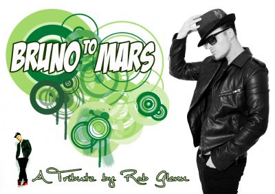 Bruno Mars Tribute