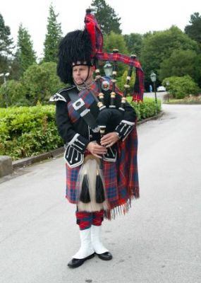 Jim - Scottish Piper