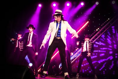 Michael Jackson Tribute - King Of Pop