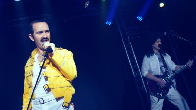 One Vision - Queen Tribute Duo Testimonial