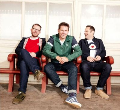 Scouting For Girls  Testimonial