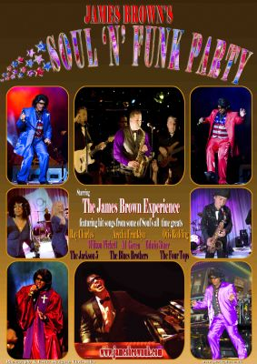 James Brown`s Soul & Funk Party