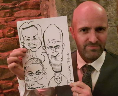 Spencer - Caricaturist
