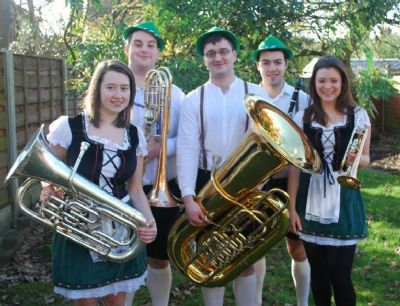 The Bavarian Oompah Band