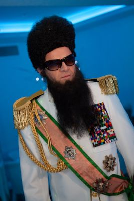 The Dictator Lookalike
