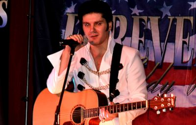 The Elvis Presley Tribute Show