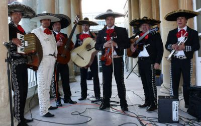 The Mexican Mariachi