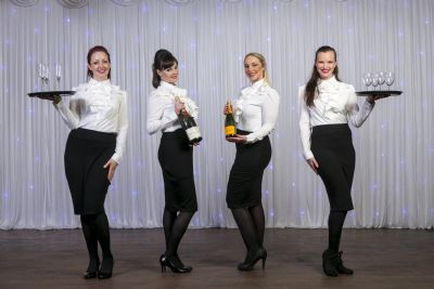 The Opera Waitresses