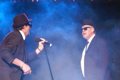 The UK Blues Brothers Tribute