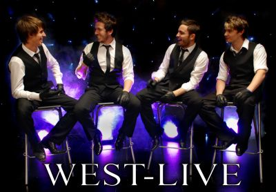 Westlife Tribute Band Acts