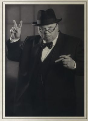 Winston Churchill Lookalike