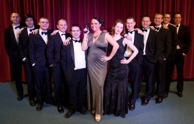 The James Bond Tribute Show