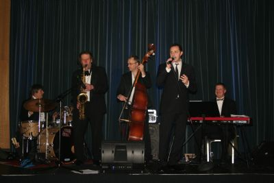 The Andy E Swing Band